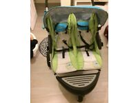 Double pram for quick sale