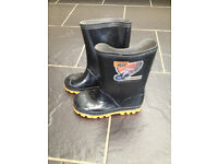 Action Man Wellington Boots Size 10