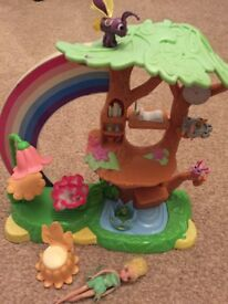 TinkerBell Magical Fairy Talents Playset