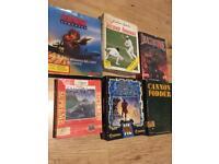 For Sale Amiga Games X6 Job Lot £30