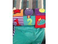 Mamas and Papas baby playmat, in bag