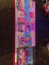 New Barbie play set