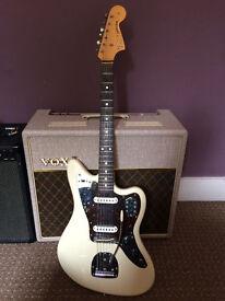 Fender Jaguar MIJ japan with upgrades