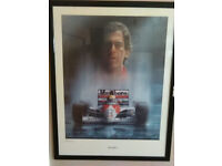 Stuart Coffield Motor racing framed prints
