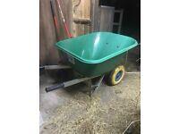 250 Litre Wheel Barrow- Perfect Condition