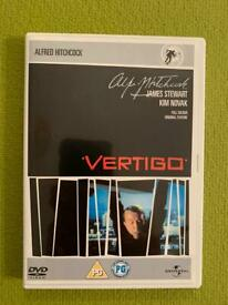 Vertigo - Alfred Hitchcock DVD