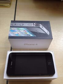iPhone 4 16GB in very clean condition