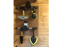 Karcher accessories and wall organiser