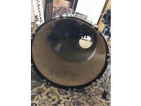Bass Drum- 22''x16'' Millenium MX500 series