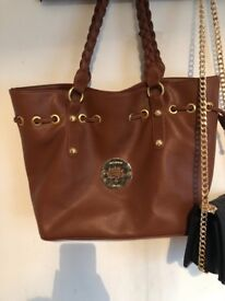 Woman's mulberry bag