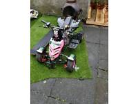 50cc quad with brand new engine