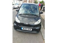 Smart ForTWO 1.0ltr Petrol. Heated Leather. Built In Satnav
