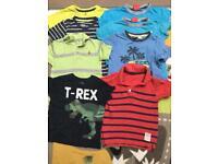 Bundle of Clothes boys 2-3y old