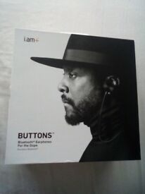 Will. I. Am buttons plus