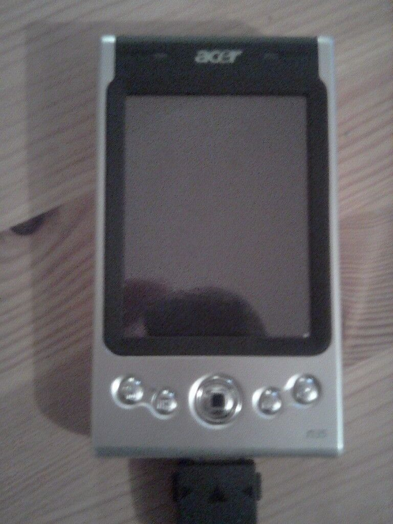 Its never been used ever in 100% condition but because it has sat for a long time battery wont charg