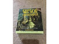 Gregor the Overlander by Suzanne Collins Audiobook