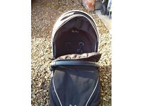Silver Cross Surf Travel System (includes all the original accessories!)