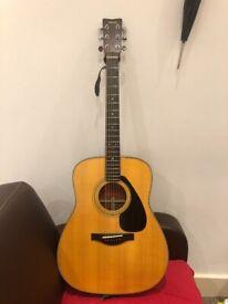 Yamaha acoustic guitar fg-30ltd