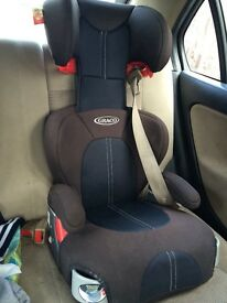 GRACO GROUP 2/3 CAR SEAT (age 4-12)