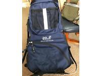 Full baby travel rucksack carrier