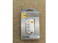 New Yale alarm key thob