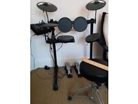 Yamaha DTX400K Digital Drum Kit