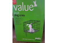 Small dog/cat carrying crate