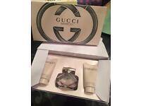 Gucci /MK perfume gift set womens