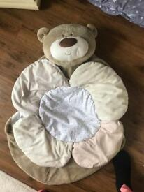 (SOLD) Mama and papas sit me up cosy bear