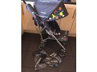 Cosatto Swift Lite Supa stroller Pushchair