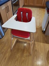 4-in-1 Highchair Knuma Connect RRP £190