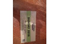 Goodwood Revival Adult Ticket, Sunday 9th September