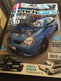 Performance French cars magazine may/June 2014