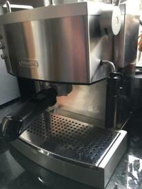 Delonghi EC710 coffee machine