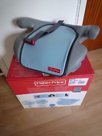 Fisher Price Child Car Booster Seat