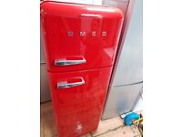 Smeg Fridge Freezer WIth Free Delivery