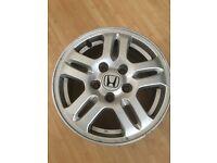 Honda alloys for sale