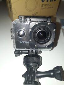 Vtin action camera