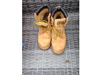 Steel toe cap boots CATERPILLAR