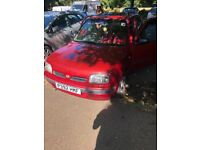 Nissan micra px or swap welcome