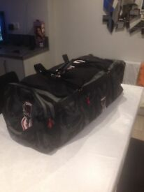 Large County Professional cricket equipment bag in good condition