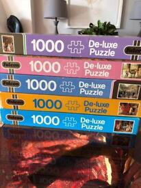 Jig Saw puzzles