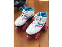 Osprey kids quad roller skates size 13