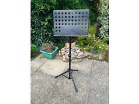 Music Stand, Pro