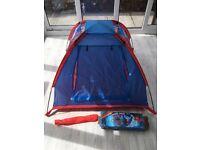 Spider-Man kids tent