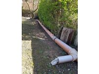 Free - Garden Pipes - 6-Inch-thick by about 20 Metres Long - Free