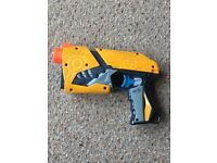 Toy pistol gun ( bullets required )