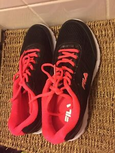 Women's FILA running shoes size 7.5