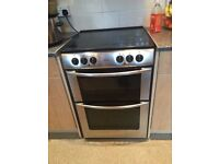 Belling E641 Electric Double Oven Cooker