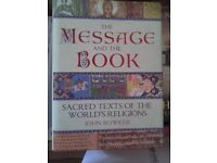 Message book, Sacred texts of the World's religions J Bowker